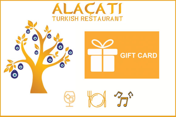 Alacati Grill Daventry Gift Voucher